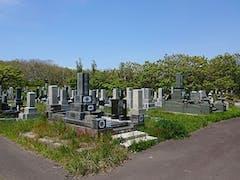 石狩市営 親船墓地の画像