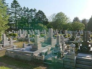 札幌市営 平岸霊園の画像