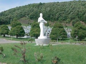 北見市営 緑ヶ丘霊園の画像