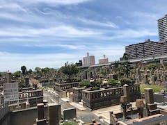 大阪市設 南霊園の画像