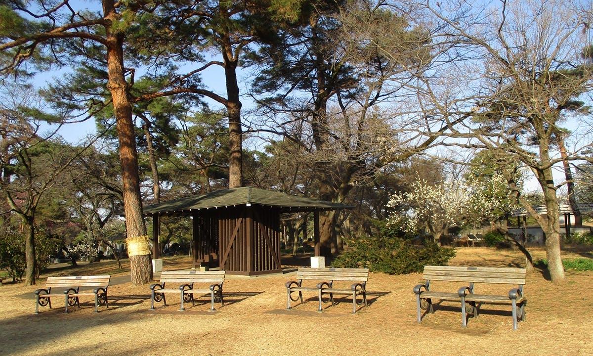 都立 小平霊園