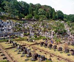 青梅市墓地公園