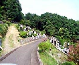 青梅市墓地公園の画像