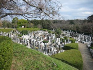 木更津市営霊園の画像