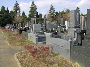 千葉市営 平和公園墓地の画像