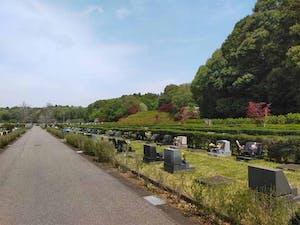 松戸市営 白井聖地公園の画像
