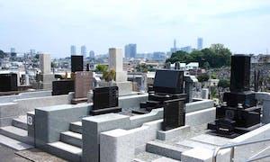 横浜市営 三ツ沢墓地の画像