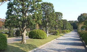 藤沢市営 大庭台墓園の画像
