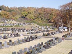 平塚市営 土屋霊園の画像