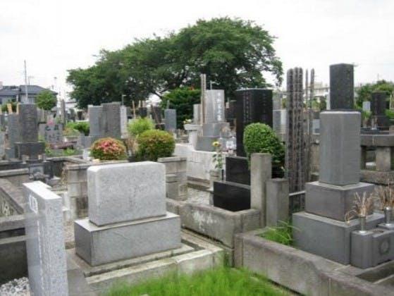 さいたま市営 諏訪入墓地