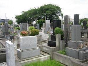 さいたま市営 諏訪入墓地の画像