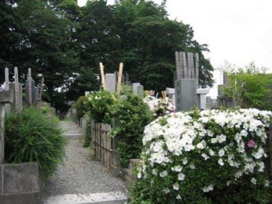 さいたま市営 善前墓地