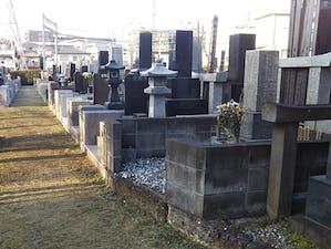 蕨市営 塚越霊園の画像