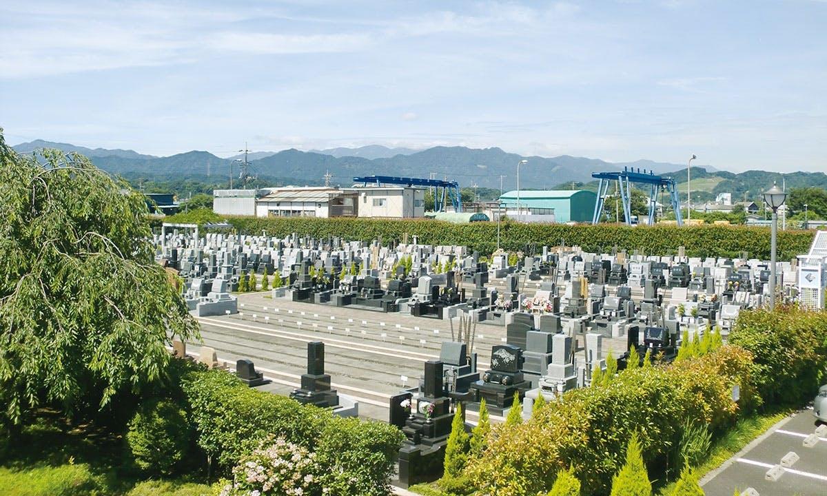 相模ふれあいの杜 田名聖地霊園