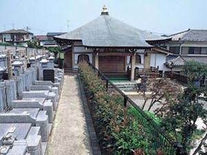 常久寺墓苑の画像