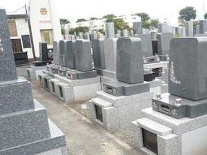 正光寺墓苑の画像