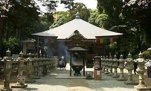 長谷寺飯山観音墓苑の画像