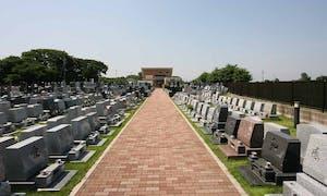 川越山城霊園の画像