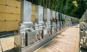 八尾法浄霊園の画像