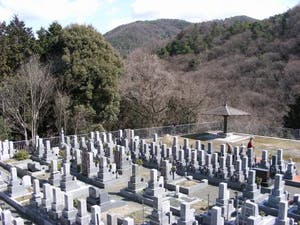 京都南大霊園の画像