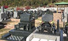 光明寺墓地公園の画像