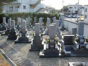 報恩寺墓地の画像