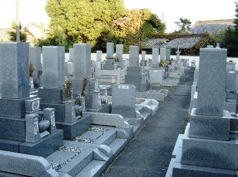慈眼寺墓苑