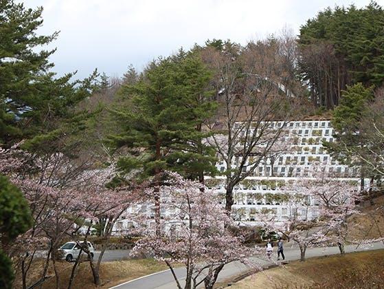 長野市霊園(浅川霊園)