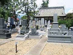 蓮心寺墓地