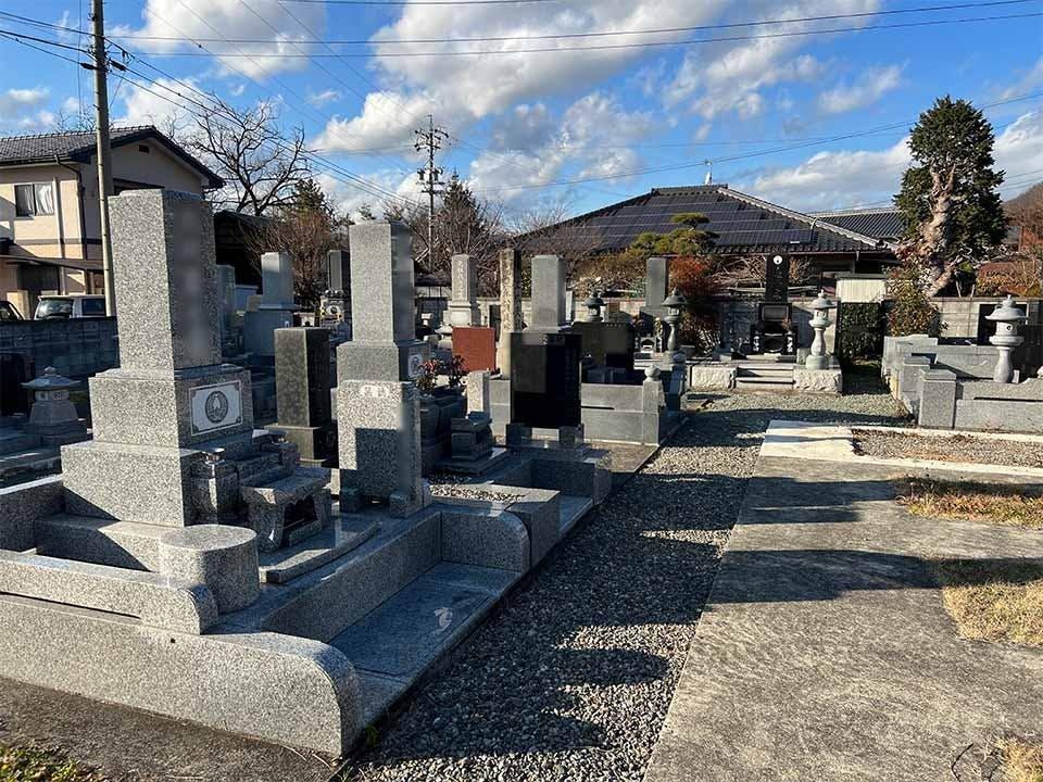 長泉寺霊園