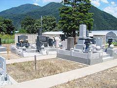 如法寺墓地