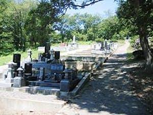耕雲寺墓地の画像