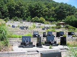 坂城町営 葛尾霊園の画像