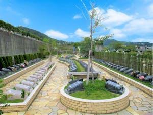 広島平和霊園の画像
