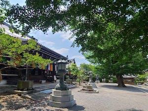 本願寺山科別院墓地の画像