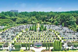 公園墓地風の杜「湘南庭苑」の画像