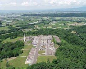 北海道中央霊園の画像