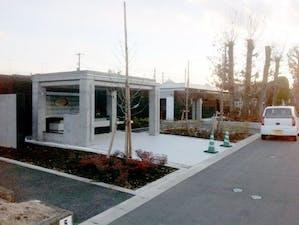 羽村市営 富士見霊園の画像