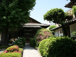 恩楽寺霊苑の画像