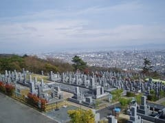 五月山緑地霊園の画像