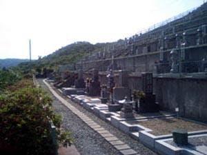 竜野公園墓地の画像