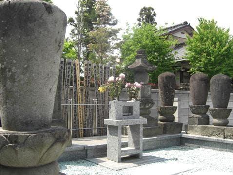 太子山 天明寺