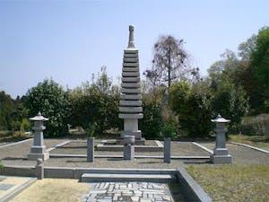 芭蕉ヶ丘霊園の画像