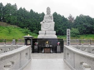 新宮霊園の画像