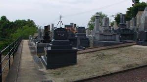 油山観音墓園の画像