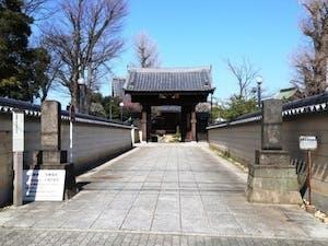立源寺墓苑の画像