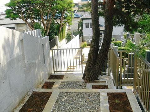 光源寺「つつじヶ丘墓苑」
