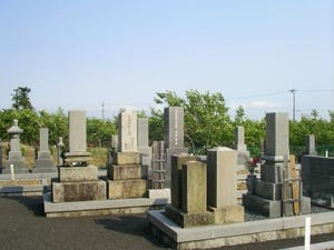 桑山霊園の画像