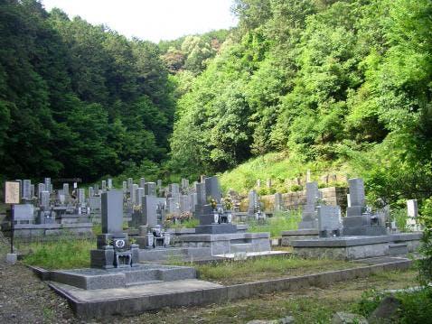 大本寺墓地