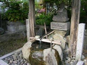 大本寺墓地の画像